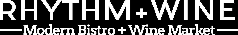 RHYTHM + WINE Logo